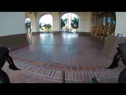 Los Angeles Union Station: A Short Walk-Through Inside
