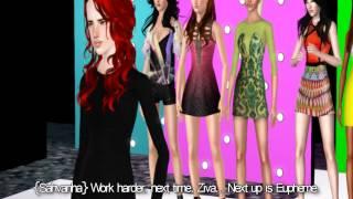 Sims& 39 Next Top Model Modelland C08 Episode 6