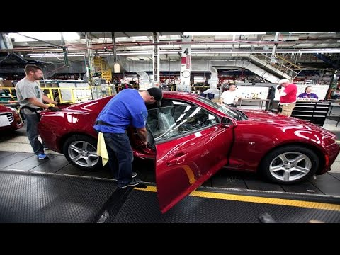 General Motors posts earnings, revenue beat but lowers guida