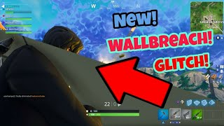 Fortnite Battle Royale Glitch (Nouveau) Wallbreach PS4/Xbox 2018