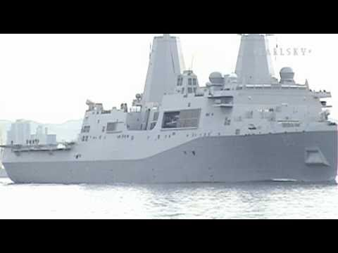 US Navy: USS Green Bay (LPD-20) from San Diego 12/2010