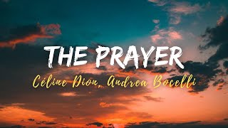The Prayer - Céline Dion, Andrea Bocelli (lyric video)