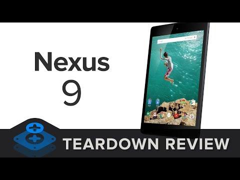 The Nexus 9 Teardown Review
