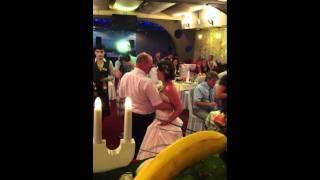 Танец невесты и папы