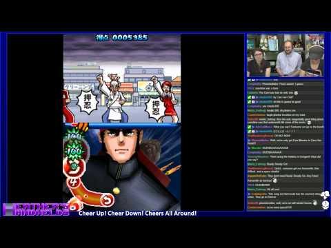 Heather's Handhelds — Osu! Tatakae! Ouendan / Theatrhythm Final Fantasy: Curtain Call