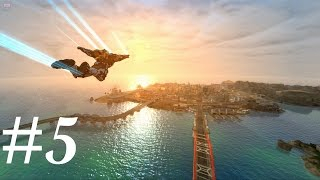 Crackdown 2 Gameplay walkthrough 5 I can Fly