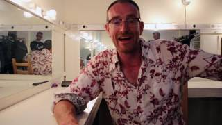 Backstage With Henry Naylor
