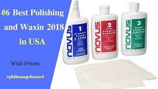 Top 6 Best Polishing  and Waxing Kits in USA - Best Car Care.