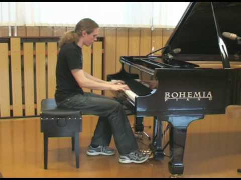 Dream Theater - Octavarium (piano version) - part 1