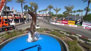 2016 BUBBA burger Sports Car Grand Prix at Long Beach Race Broadcast