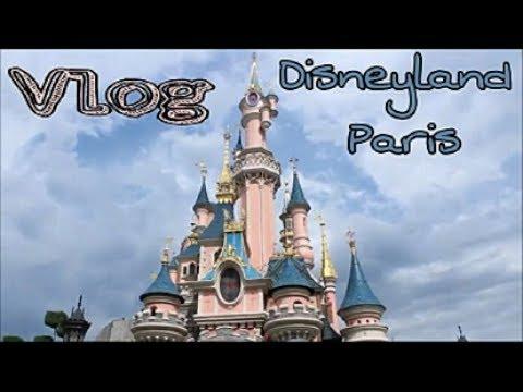 [VLOG 1] Journée a Disneyland Paris !!!