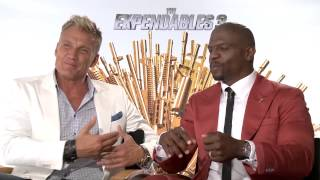 Conflict Resolution Therapy With The Stars Of The Expendables 3