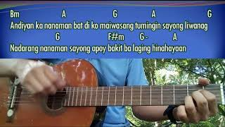 Video Nadarang - Moira Dela Torre's Version Guitar Cover download MP3, 3GP, MP4, WEBM, AVI, FLV Juni 2018