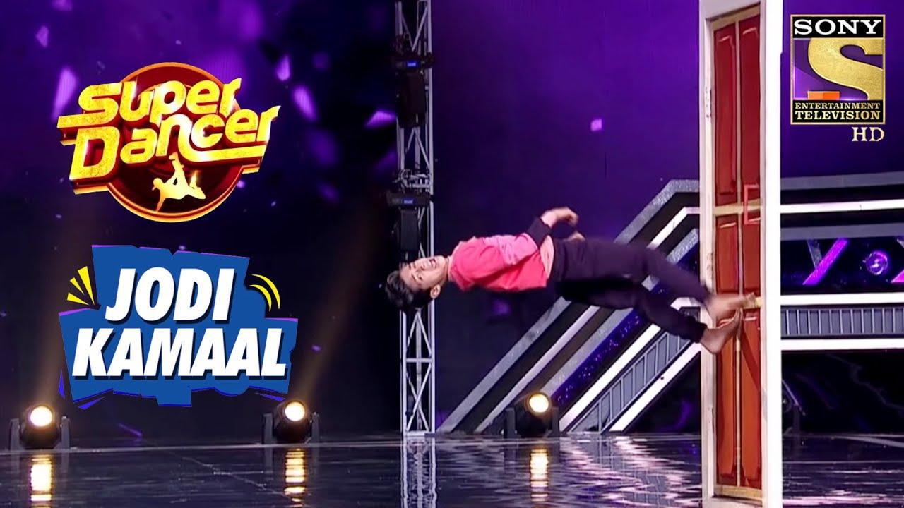 Download Akshit और Vivek ने दिया एक Magic से भरा Performance   Super Dancer   Jodi Kamaal