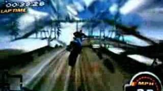 Nitrobike Wii Gameplay Footage
