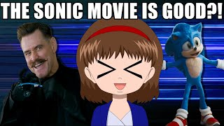 IT'S ACTUALLY A FUN MOVIE! - A Sonic Movie Review Vlog