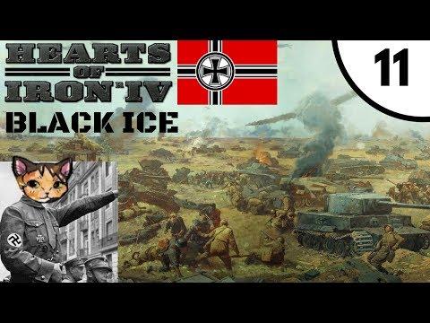 Sudetenland Crisis [Hearts of Iron IV] Black Ice Mod: Germany Ep. 11