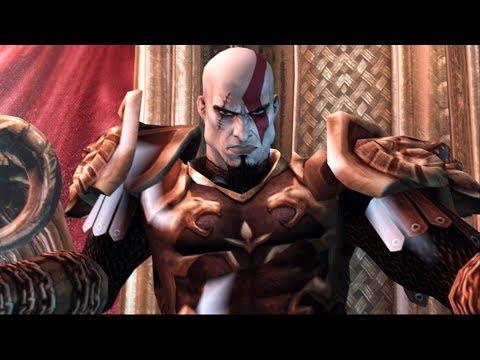GOD OF WAR 2 - O Início de Gameplay do Clássico do PS2, em Português PT-BR!