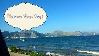 Majorca Vlog's Day 1