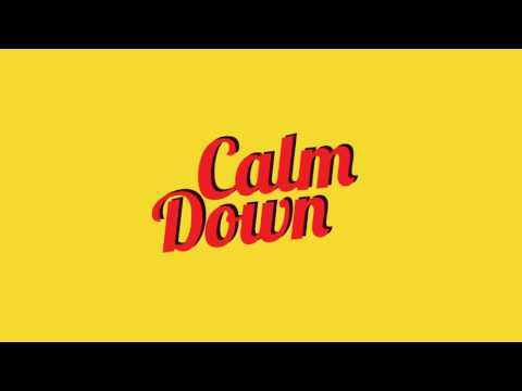 DJ SPINALL - Calm Down (Lyric Video) ft. Mr Eazi