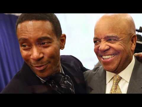 Tony Perkins Interview Motown Records Founder, Berry Gordy