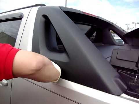 TC Black Fusion  Chevrolet Avalanche  Side Panel  YouTube