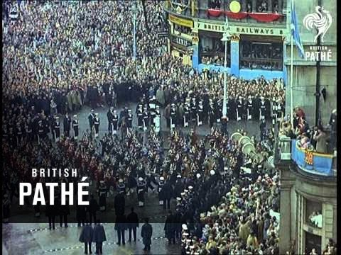 Elizabeth Is Queen - Procession And Parade (1953)