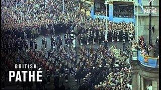 Elizabeth Is Queen - Procession And Parade (1953)