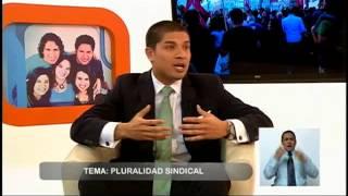 Tus Derechos (TV Perú) - Informe: Pluralidad Sindical  - 15/08/2015