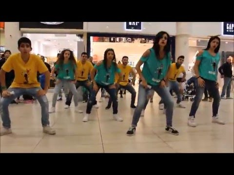 Just Dance 2016 - The Black Eyed Peas - I Gotta Feeling (Dance Style Crew Cyprus)