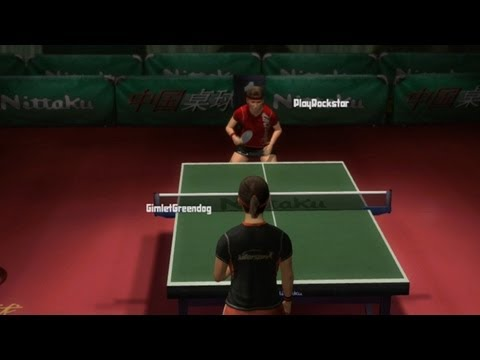 R* Social Club Event | Table Tennis 'GimletGreendog vs Rockstar Games' 25.05.2013