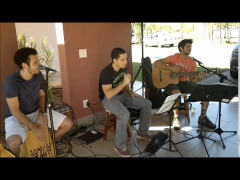 Pareidolia - Lourinha Bombril (Paralamas do sucesso cover)