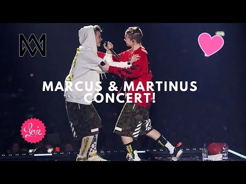 Marcus & MArtinus concert in Copenhagen 2018 l Part 2