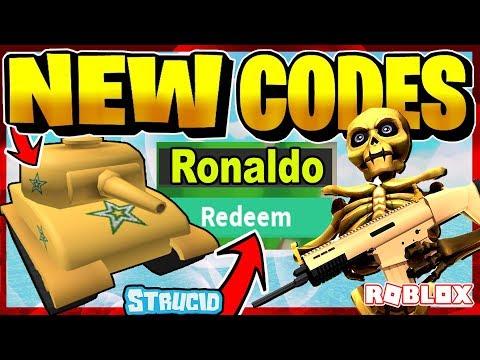 All 2019 Codes In Roblox Strucid Roblox Strucid Codes September 2020