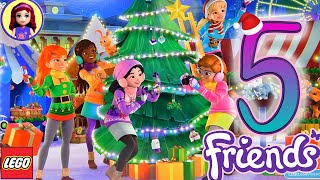 What's Behind Door 5 Lego Friends Advent Calendar 2019