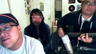 Usher ft.Monica - Slow Jam (Cover) Melvin Gutierrez, Krystal Roxas, and Adrian Per