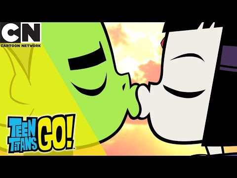 Teen Titans Go! | Raven Dates Beast Boy | Cartoon Network