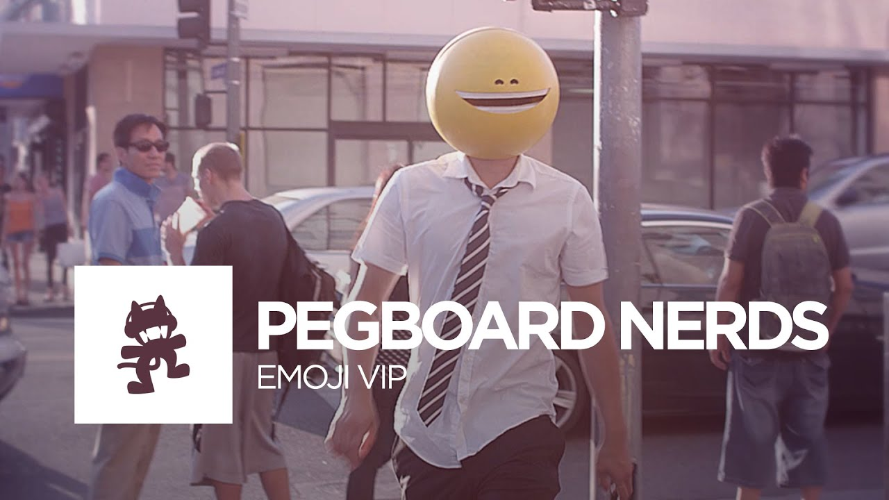 Pegboard Nerds – Emoji VIP Monstercat Official Music Video