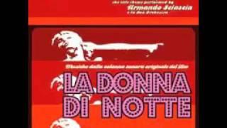 La donna di notte - Franco tamponi