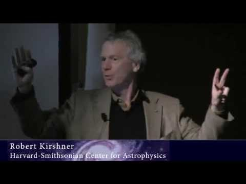 Dark Energy and the Accelerating Universe with Robert Kirshner   CfA