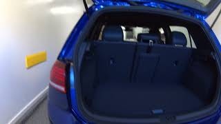 2018 VW MK 7.5 Golf R Spare Tire Retrofit