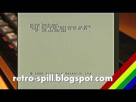 Spectranet - Sinclair ZX Spectrum
