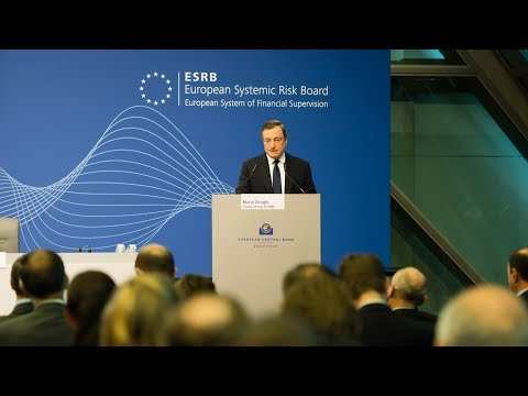 Second ESRB Annual Conference – Welcome Address: Mario Draghi
