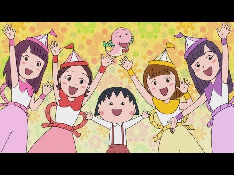 Chibi Maruko-chan Anime's New Opening Music Video Features Momoiro Clover Z