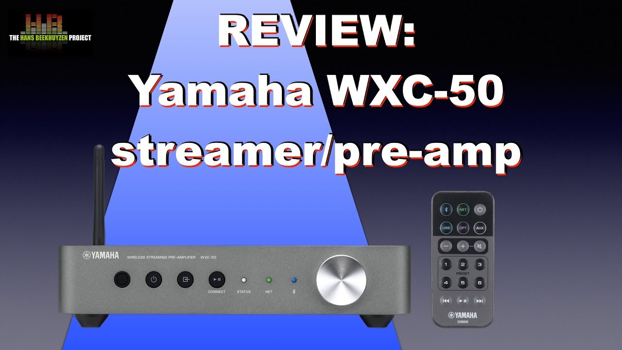 Yamaha Wxc 50 Musiccast Streamerpre Amp