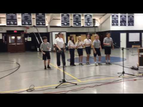 "Bracken Christian School Chapel 4.25.2017 ""We Want to See Jesus Lifted High"""
