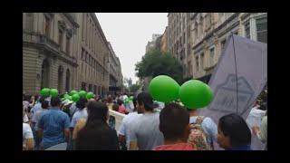 Marcha Mundial por la Liberación de la Mariguana 2019 CDMX