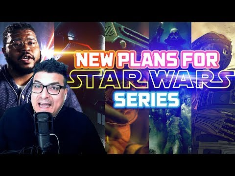 Star Wars Series on Disney Plus Will Follow Game of Thrones Model? - SEN LIVE #151
