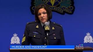 Murder and Manhunt