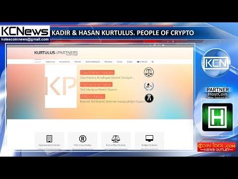 People of crypto - Kadir & Hasan Kurtuluş